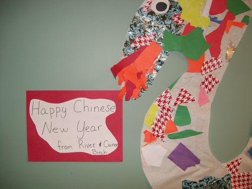 Chinese-dragon-paper-collage